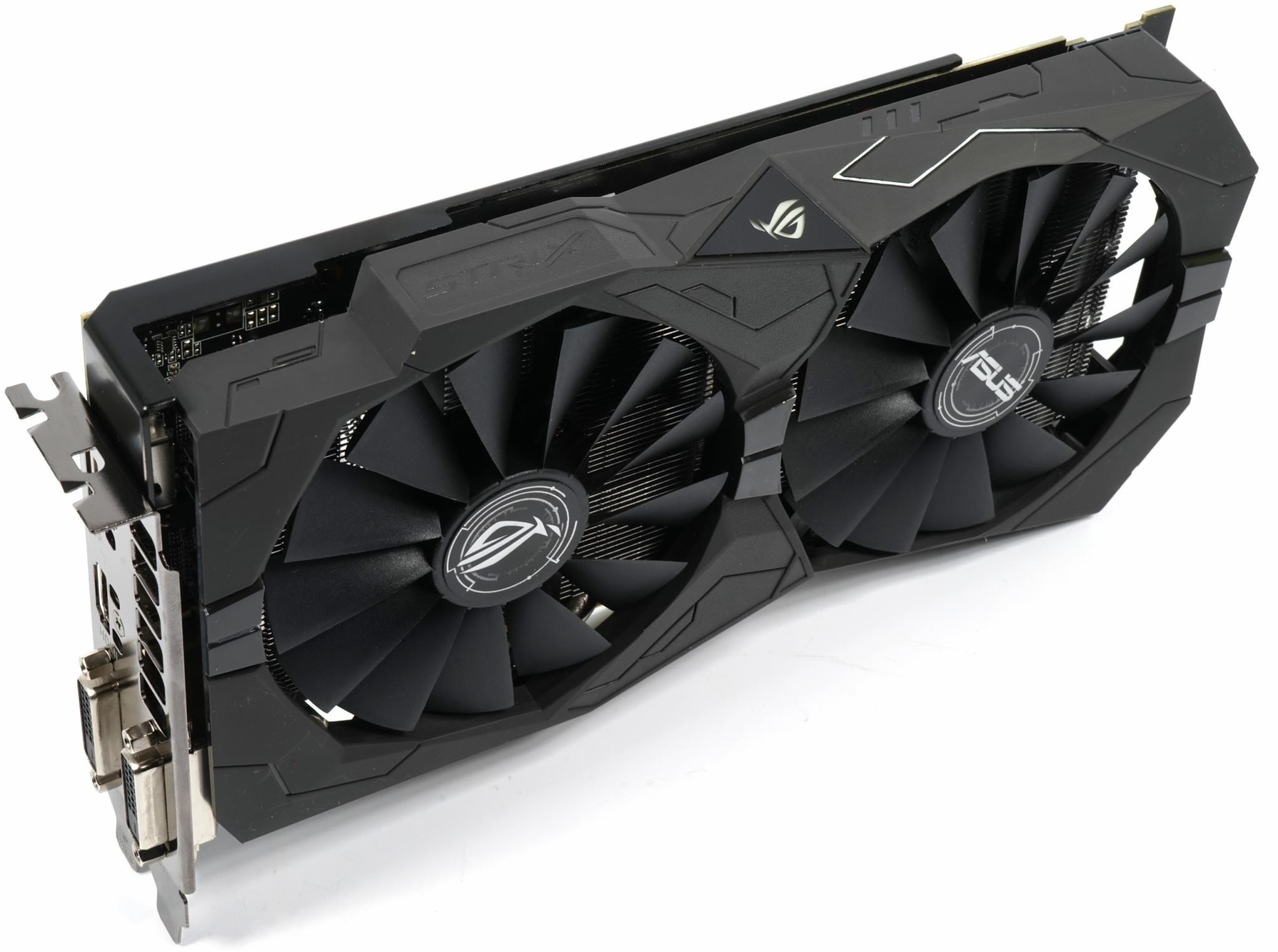 Asus ROG Strix Radeon RX 570 4GB