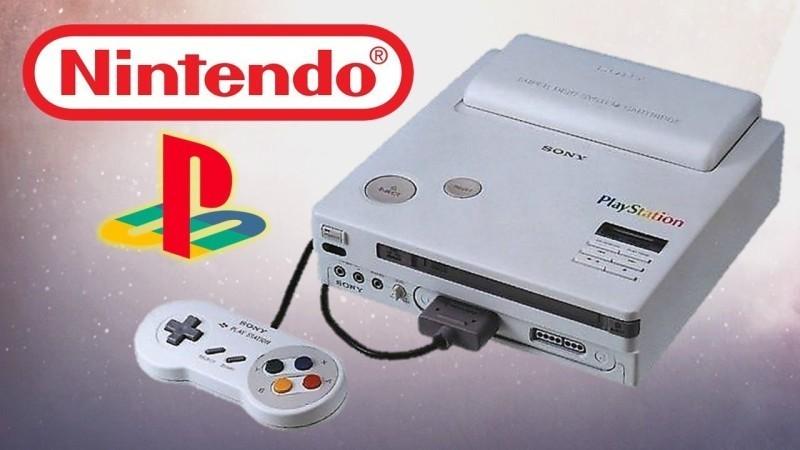 Prototipo Nintendo Playstation funzionante grazie a un modder