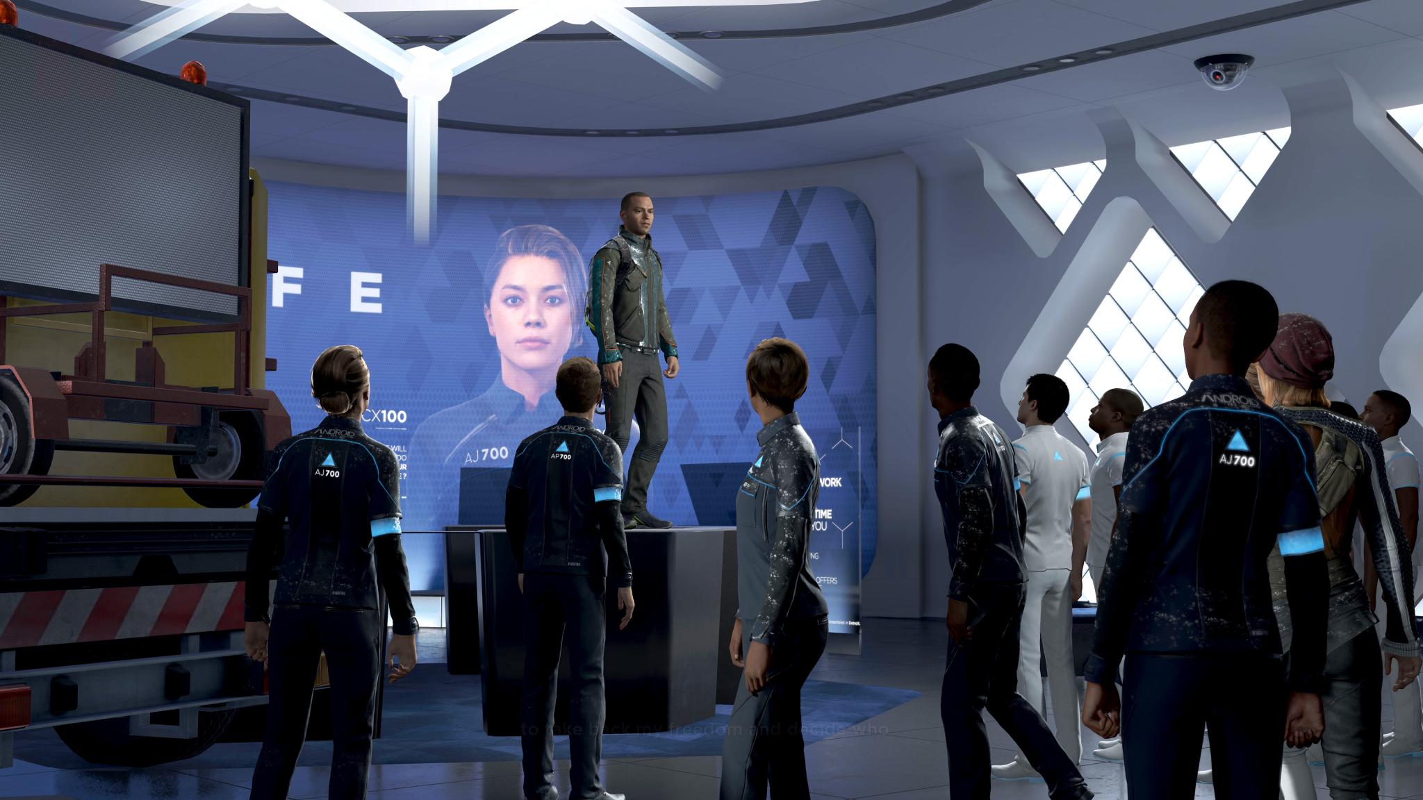 PlayStation presenta el vídeo 'El resurgir del género androide'