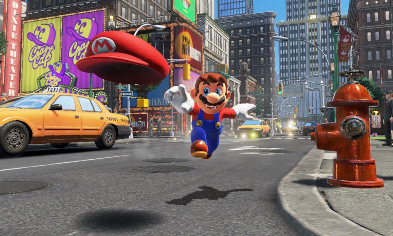 Annunciati gli amiibo di Super Mario Odyssey
