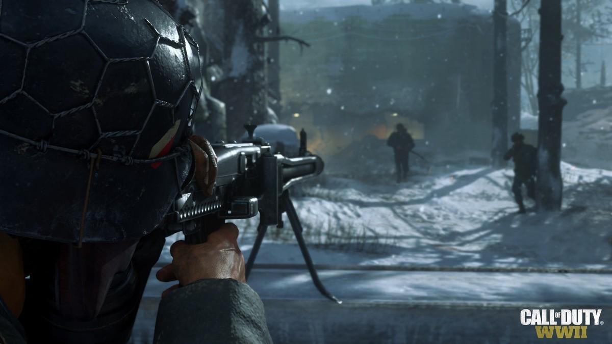 [E3 2017] Un nuovo trailer gameplay per Call of Duty: WWII