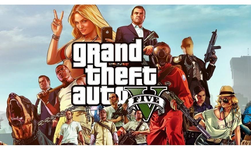 GTA V è il videogioco più venduto di sempre secondo NPD