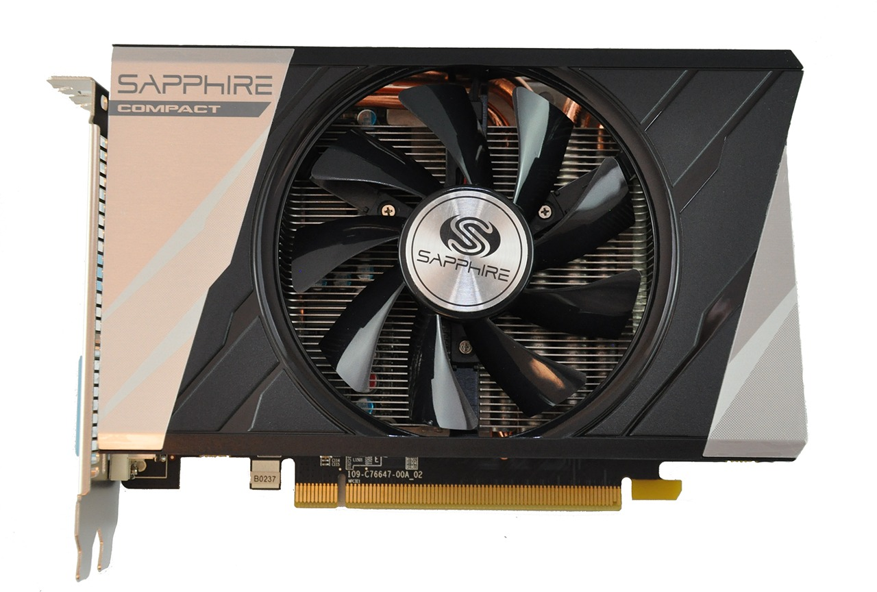 Sapphire ITX Compact R9 380