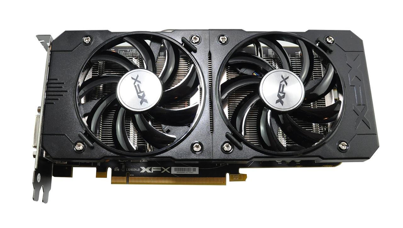 XFX Radeon R7 370 2GB Black Edition