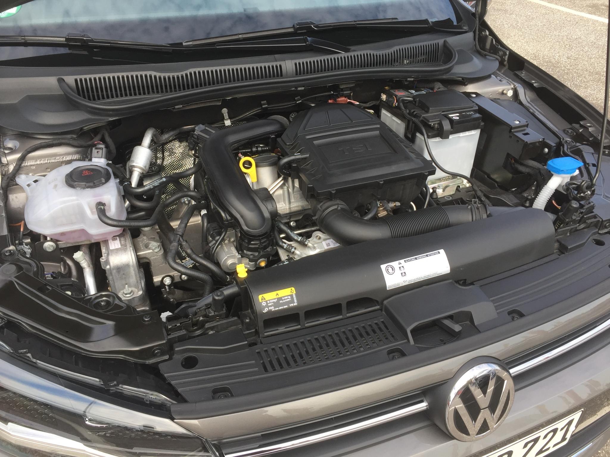 nuova polo motori