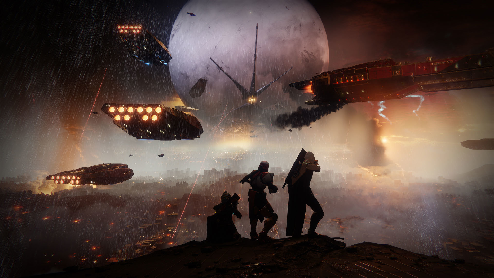 Destiny 2: due nuovi filmati per il titolo di Bungie