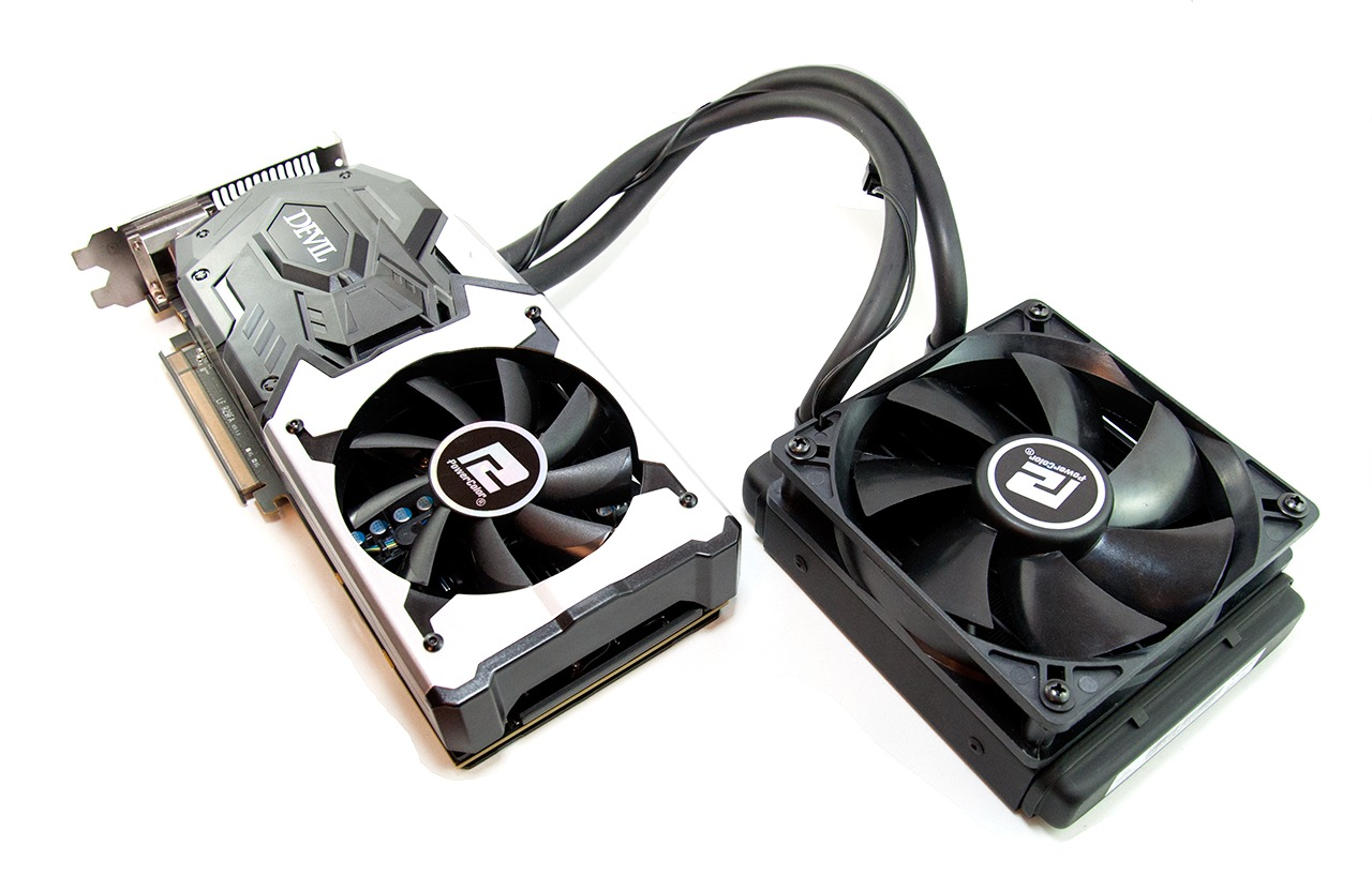 Powercolor Radeon Devil R9 390X