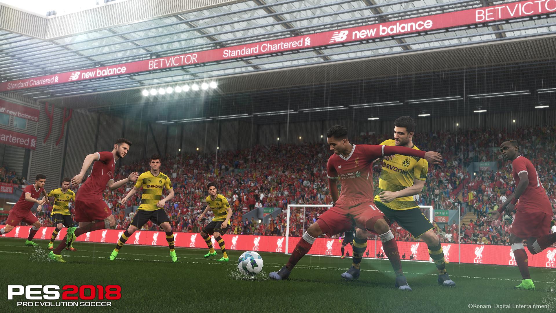 Konami stringe una partnership con il Milan per PES 2018