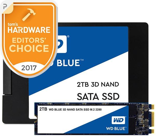 WD Blue 3D (1TB)