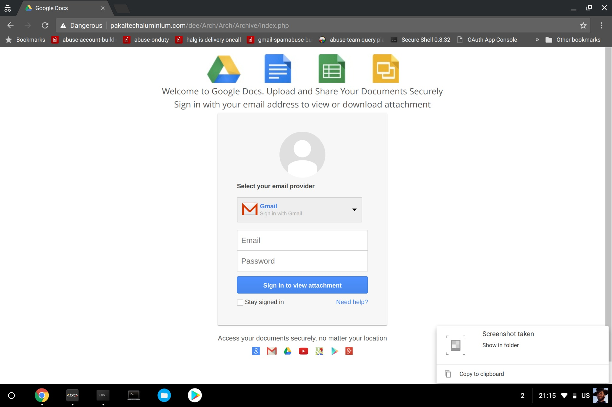 Google testa l'integrazione di account di terze parti in Gmail su iOS