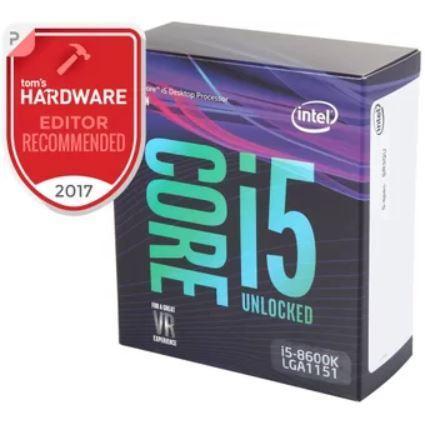 Core i5 8600-K