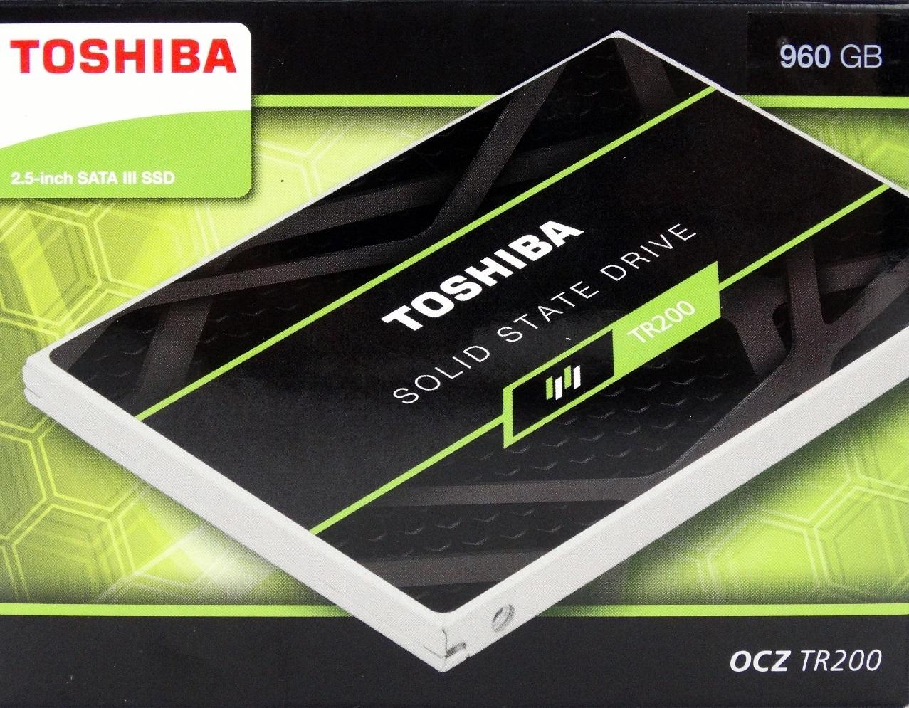 Toshiba TR200 (960GB)