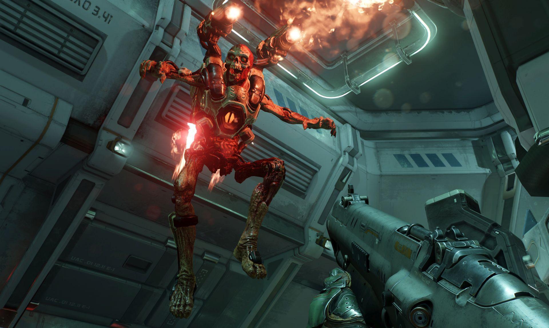 Doom: nuovo trailer e data di uscita!