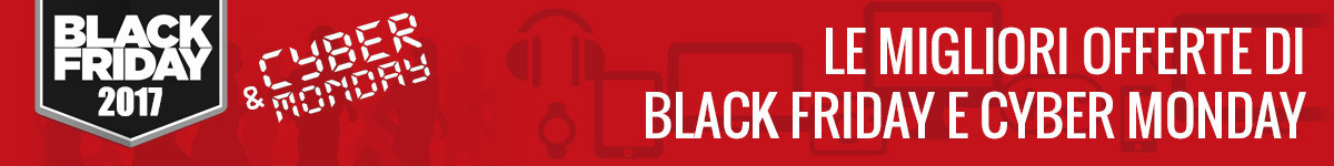 Black Friday 2017 - anteprima