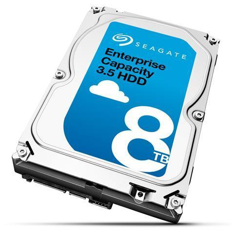 Seagate Enterprise Capacity 3.5 da 8 TB