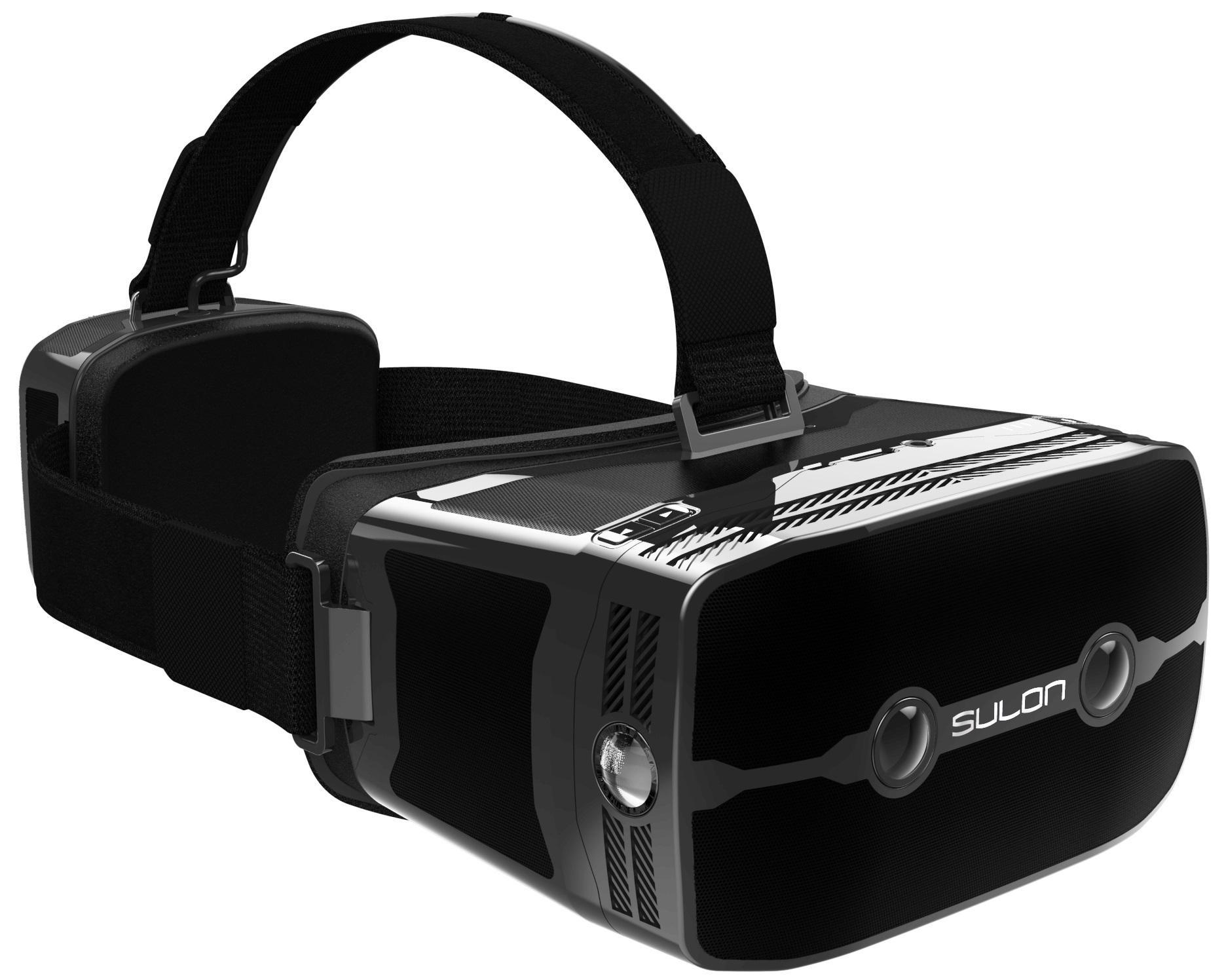 AMD si dà alla realtà virtuale con Sulon Q
