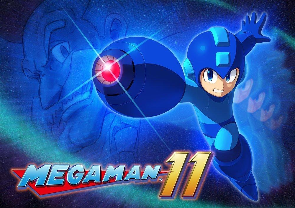 Capcom annuncia Mega Man 11