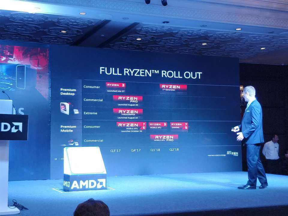 AMD Ryzen 2000 in arrivo per fine febbraio 2018!