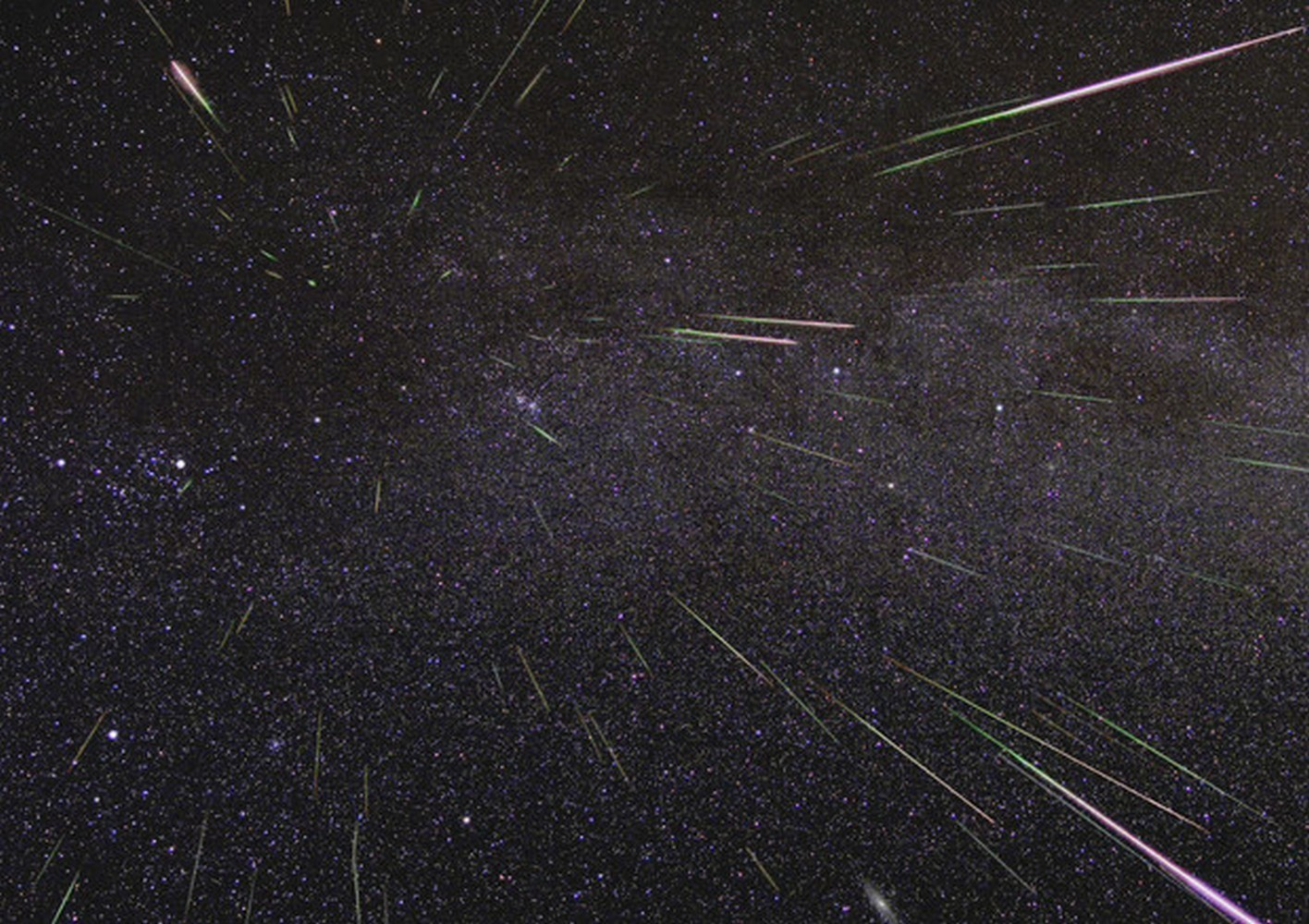 Natale con l'asteroide e le Geminidi, spettacolo nei cieli
