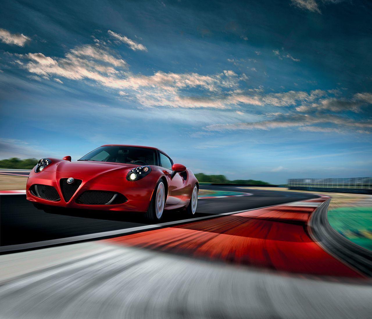 Alfa Romeo 4C Si Aggiornerà Nel 2018