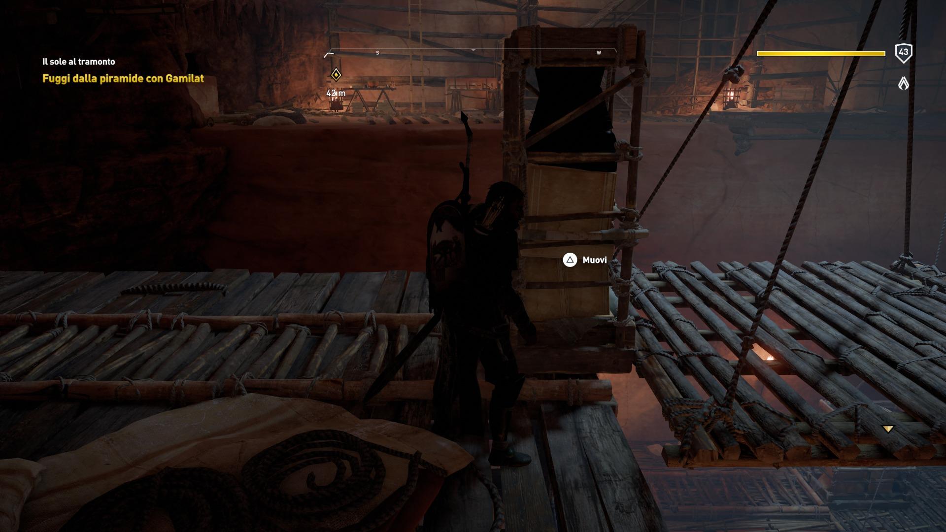 New Game Plus in arrivo per Assassin's Creed Origins