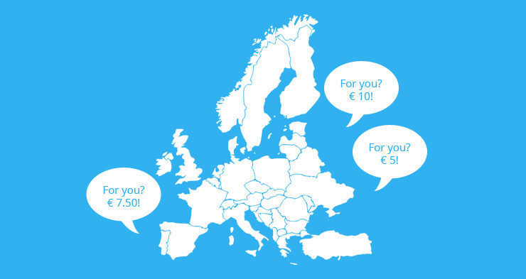 Acquisti online: addio al geo-blocking nell'Ue