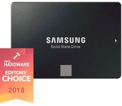 Samsung SSD 860 EVO (250GB)
