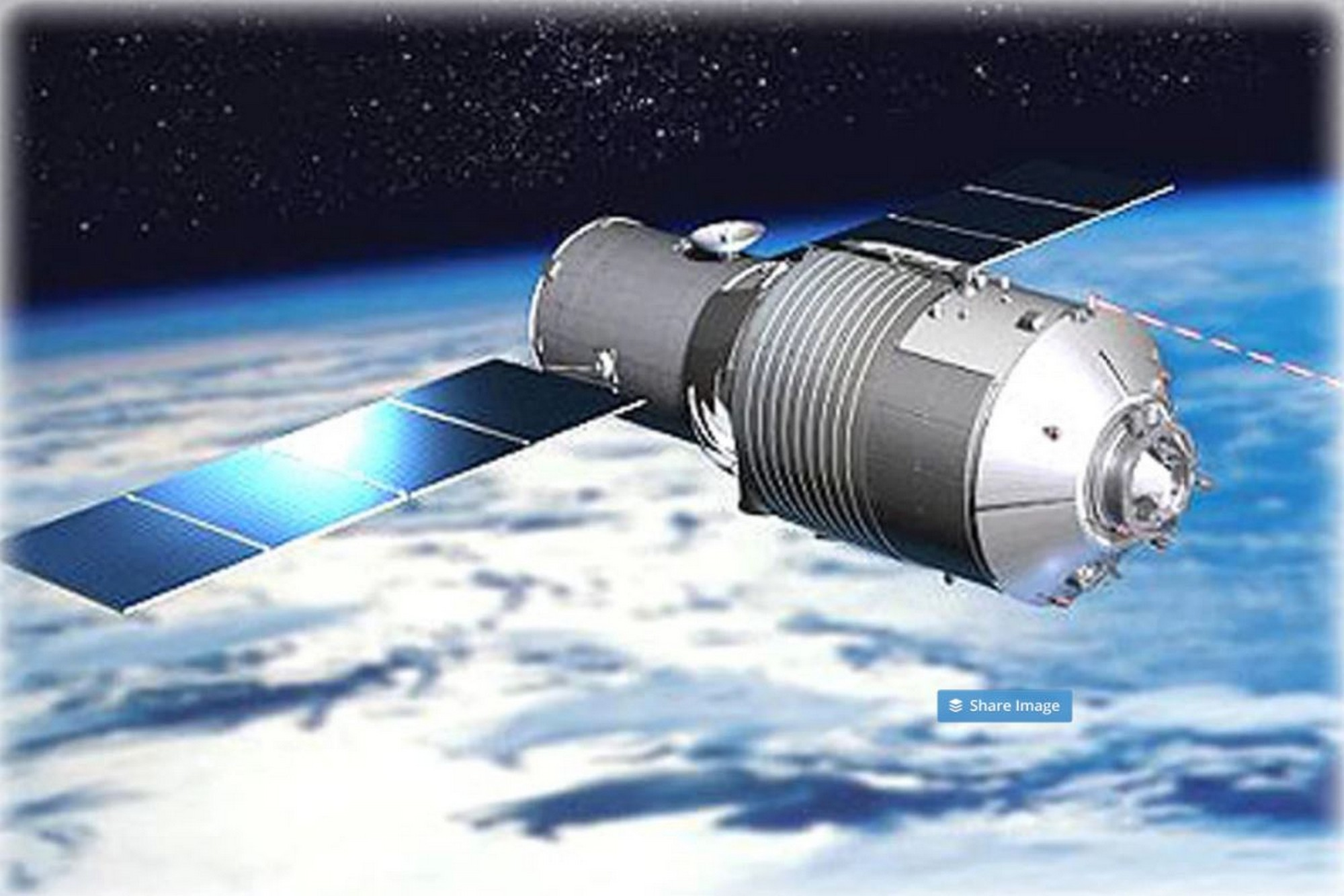 china space station falling to earth - 700×467