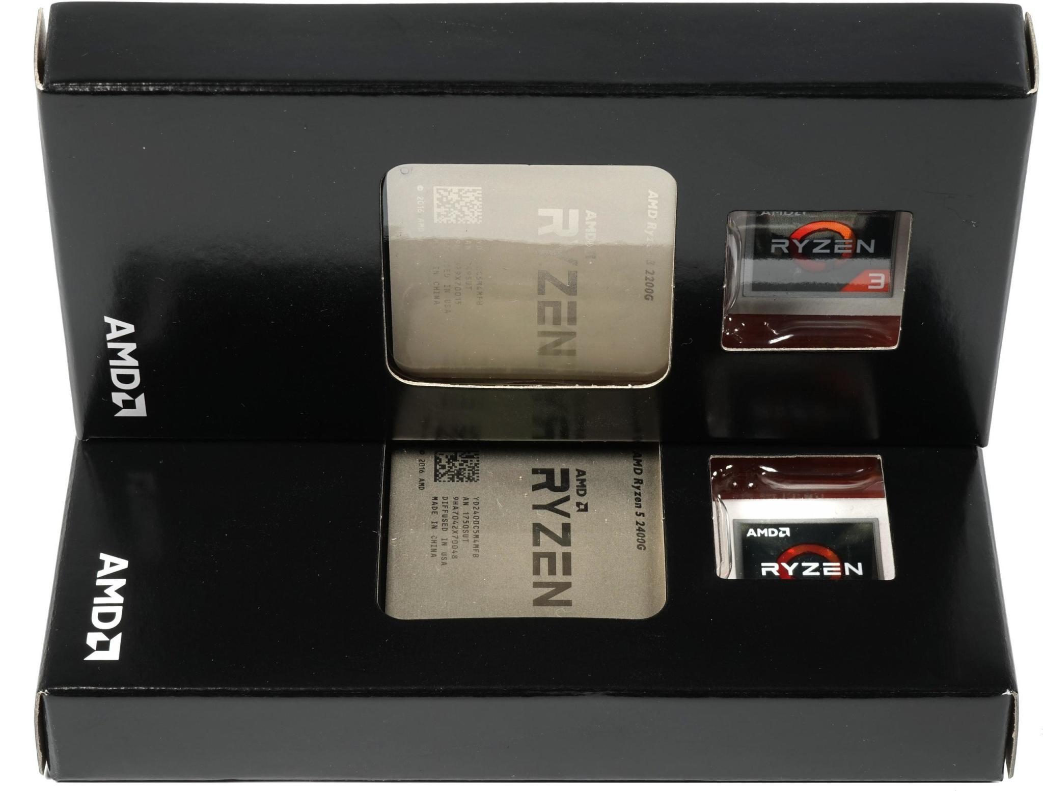 AMD Ryzen con GPU Radeon Vega per desktop da 99$