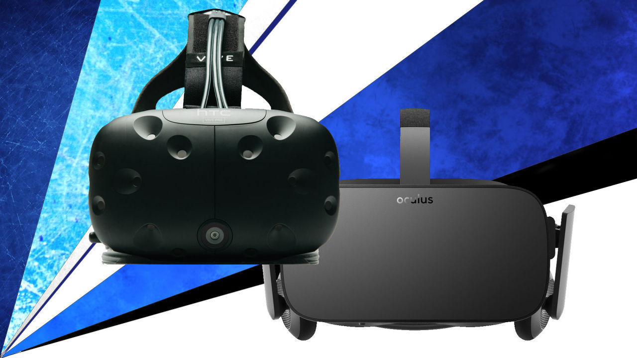 Niente più giochi per Oculus Rift su HTC Vive