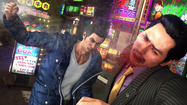 Yakuza 6: disponibile su PSN una demo gratuita