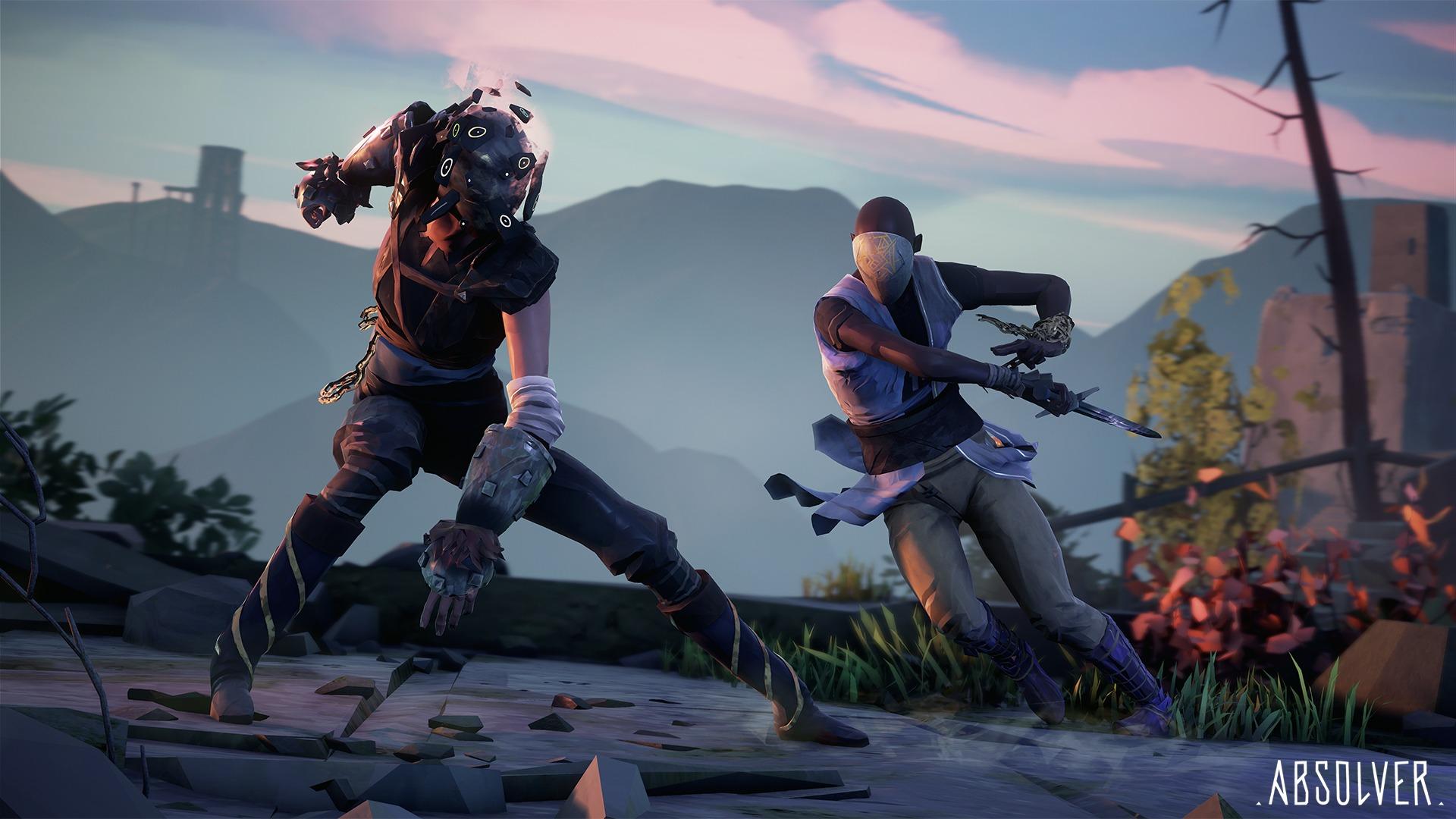 Ecco Absolver il nuovo videogioco di Devolver Digital e degli ex Ubisoft