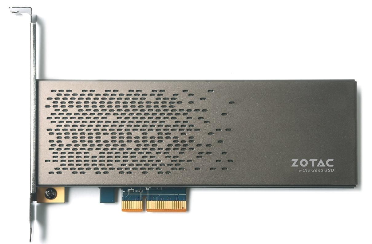 Zotac Sonix NVMe SSD