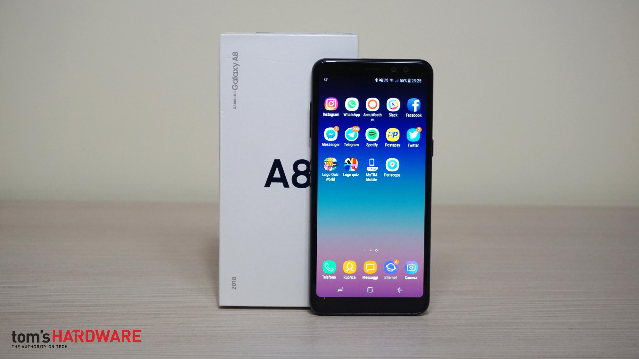 Recensione Samsung Galaxy A8 Tanti Pregi E Qualche Difetto Mobilelabs