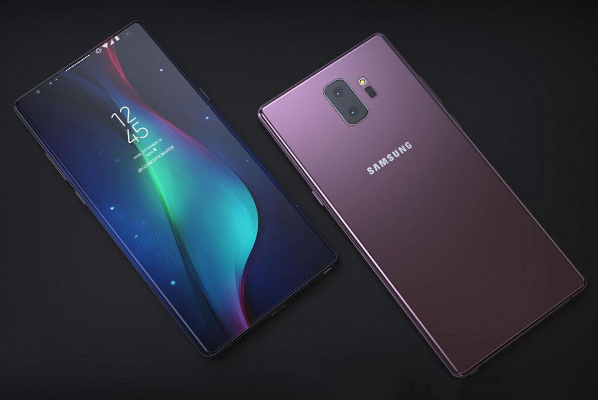 Samsung Galaxy Note 8 ed Android Oreo: c'è finalmente una data