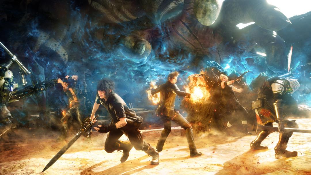 Final Fantasy XV avrà un Season Pass: ecco quali saranno i DLC