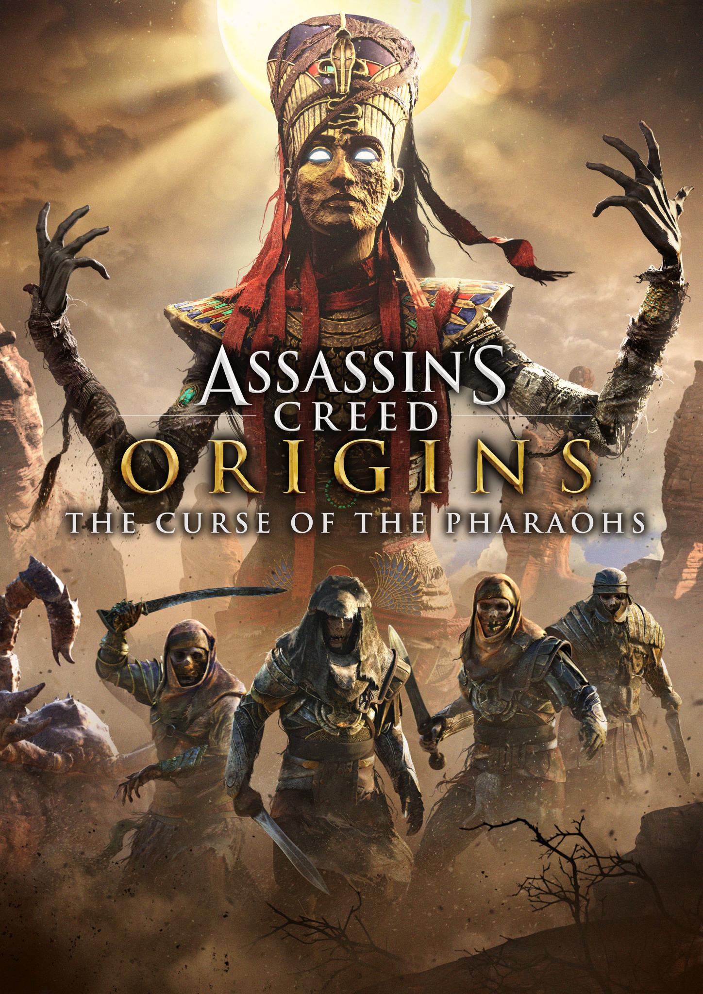 Assassin's Creed Origins - Cursed