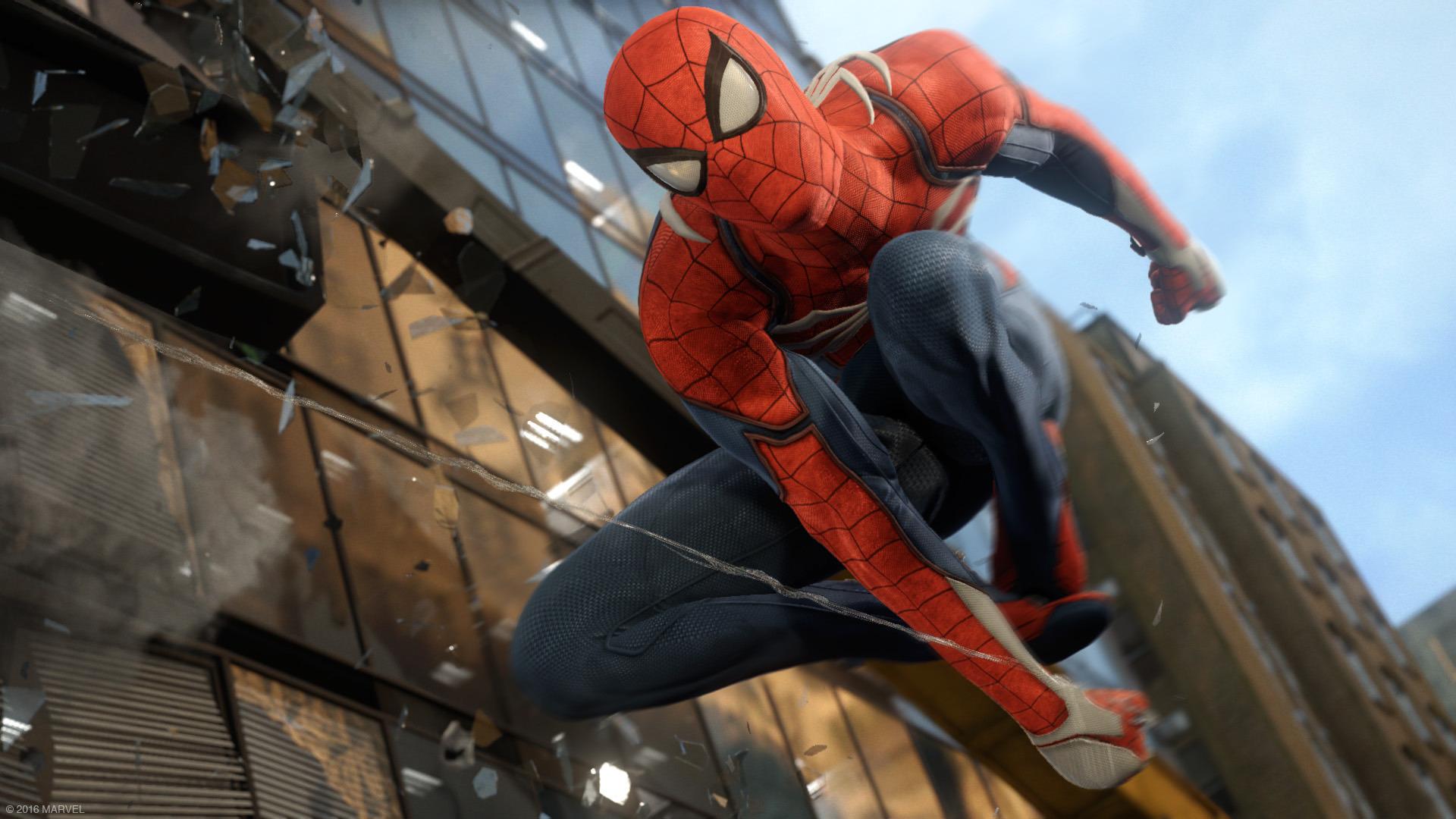 E3 2016 - Annunciato un gioco di Spiderman esclusiva PS4