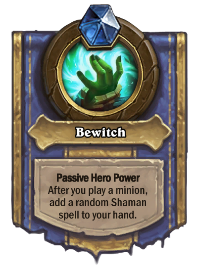 Hagatha Hero Power