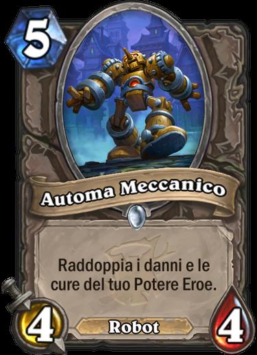 Automa Meccanico