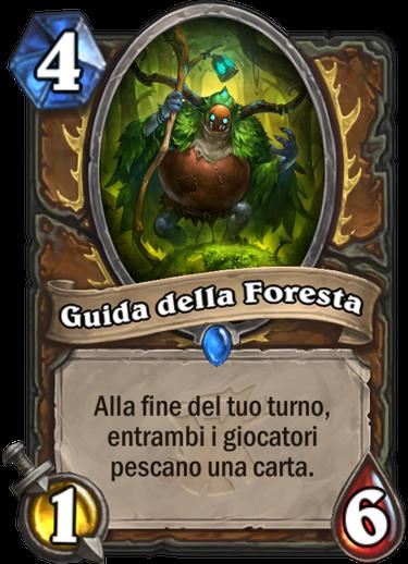 Guida della foresta