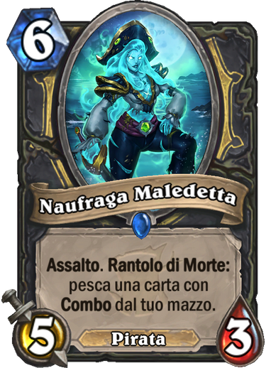 Naufraga Maledetta