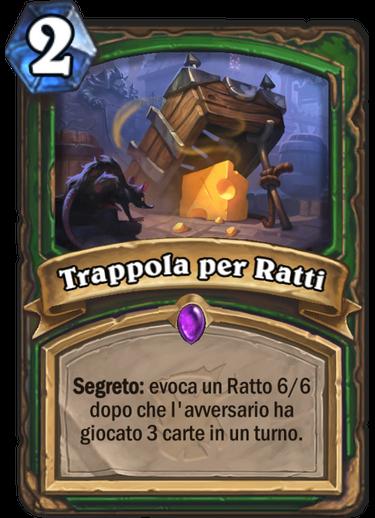 Trappola per Ratti