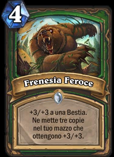 Frenesia Feroce