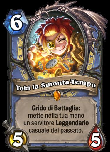 Toki la Smonta-Tempo