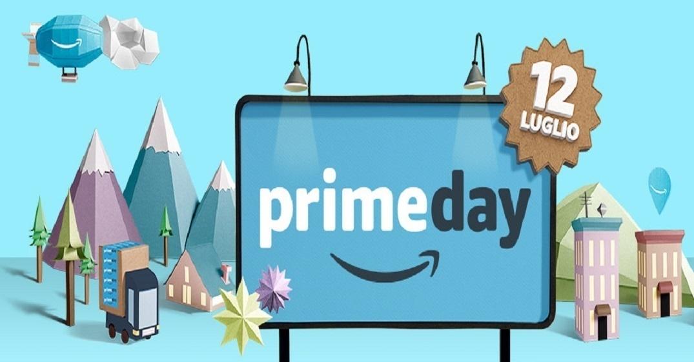 Amazon prime day il 12 luglio oltre promozioni for Promozioni amazon