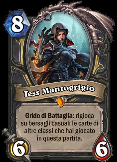 Tess Mantogrigio