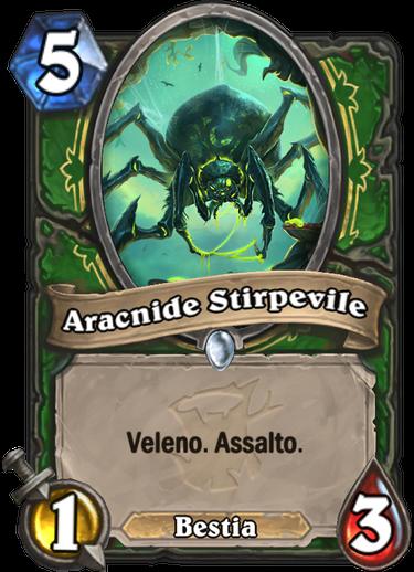 Aracnide Serpevile