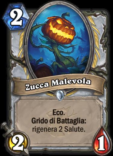 Zucca Malevola