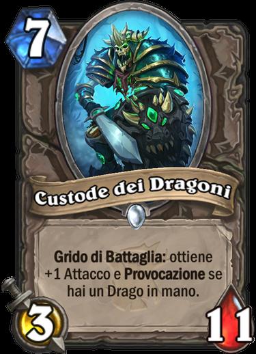 Custode dei Dragoni
